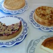 Unser Torten und Kuchenbüffet